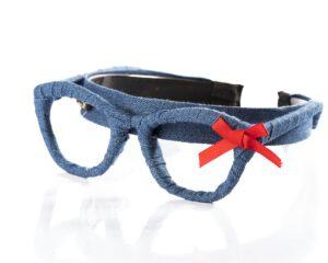 קשת משקפי שמש בצבעים שונים