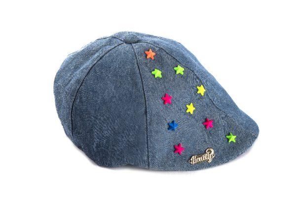 BH19-2 כובע קסקט גינס כוכבים