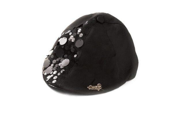 BH19-4-1 כובע קסקט אלגנט פייטים