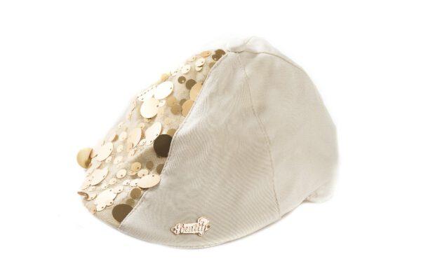 BH19-4-3 כובע קסקט אלגנט פייטים