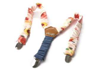 שלייקס ג'ינס בשילוב טקסטורות