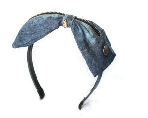 קשת פפיון ג'ינס שרוול
