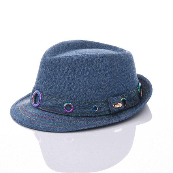 כובע בנים ג'ינס רינג אולטרה